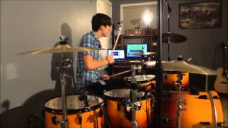 Jesus Culture - Happy Day (drum cover)