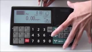 видео Напольные торговые весы Масса-К TB-M P3 с печатью