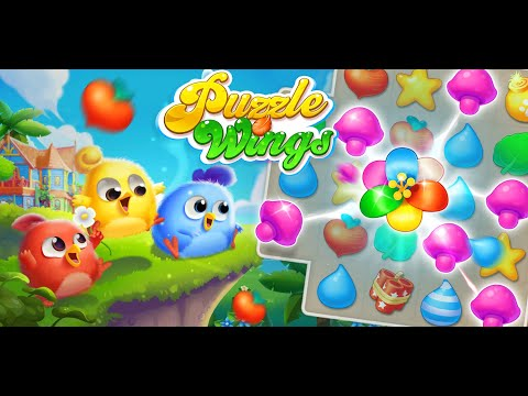 Puzzle Wings: match 3 games - Apps on Google Play
