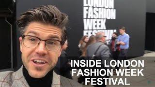 London Fashion Week Festival 2017 Highlights | Darren Kennedy