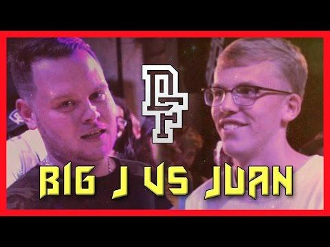 BIG J VS JUAN | Don't Flop Rap Battle