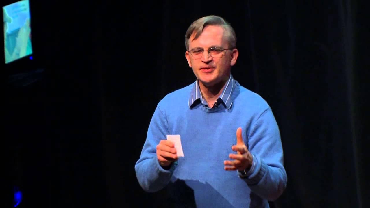 Dialogue for a Global Society: Michael Smith at TEDxGeorgeMasonU