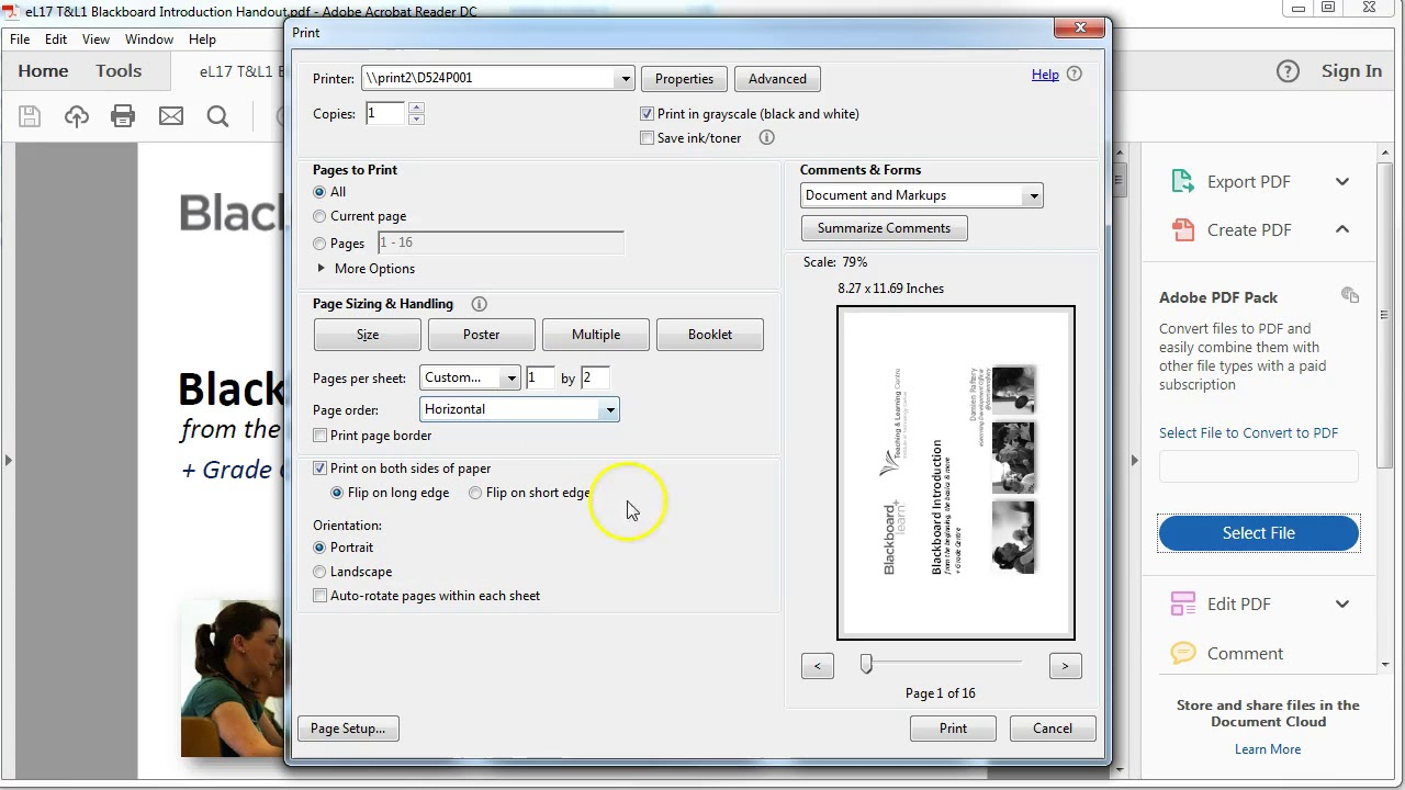 how to print multiple pictures on one page iphoto