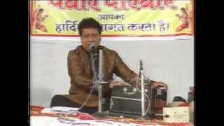 Dadu Dayal Bhajan By Satish Dehra. Man Re Sev Niranjan Rai.
