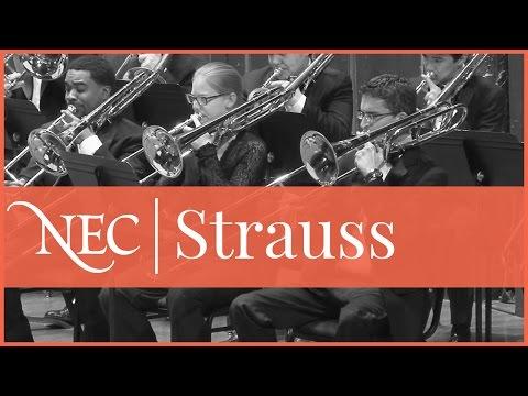 New England Conservatory Brass Department: Richard Strauss: Feierlicher Einzug