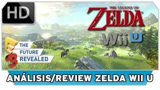E3 2014 Analisis Review The Legend of Zelda WiiU Trailer [Resubido]