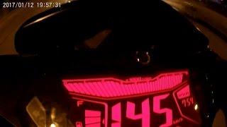Topspeed Yamaha Aerox 155 Oprek 145 KPH