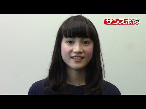 【2015未来にブレーク】中村ゆりか、特別インタビュー