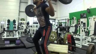 Boxing Strength/ Weight Training