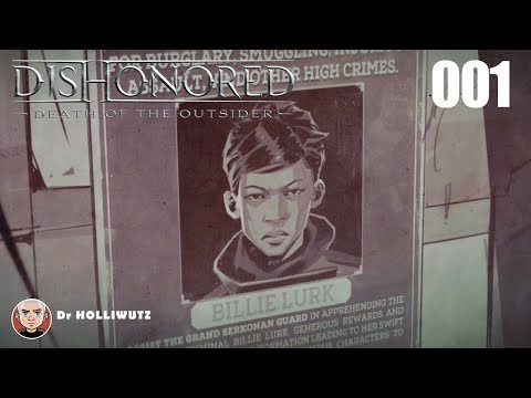 Dishonored #001 - Billie Lurk [PS4] Let's Play Dishonored: Tod des Outsiders