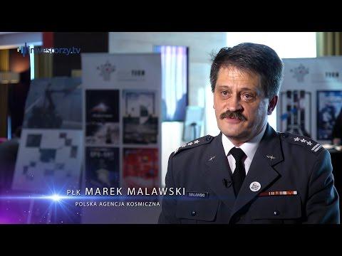 Płk Marek Malawski – Polska Agencja Kosmiczna