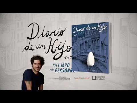Libro Diario de un hijo de Tute from YouTube · Duration:  46 seconds