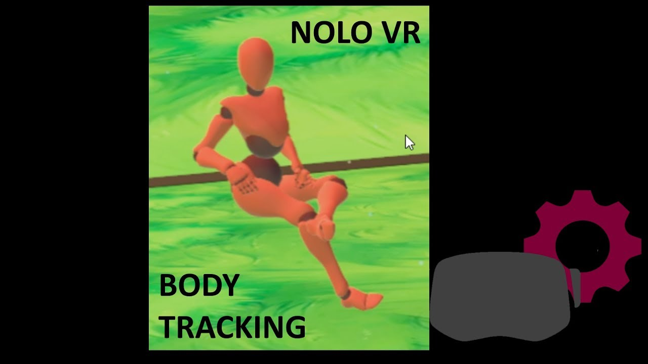 Tutorial: Body Tracking with NOLO VR in SteamVR VRChat