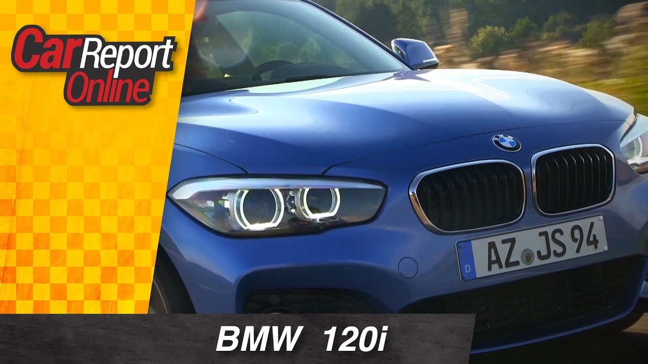 BMW 120i M Sport 리뷰 / 시승기 / 상담문의링크는 하단에 ✔