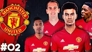 FIFA 19 - MANCHESTER UNITED CAREER MODE [2]