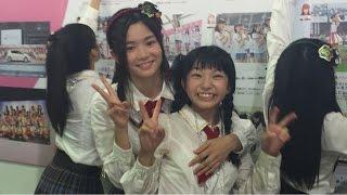 AKB48 チーム8中野郁海 坂口渚沙 山田菜々美 横道侑里 小栗有以 倉野尾...