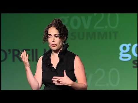 """Gov 2.0 Summit 2010: June Cohen, """"TED: The First 2..."""