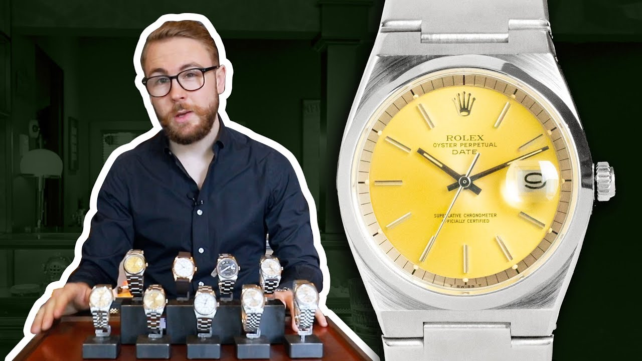 Dating Vintage Seiko horloges
