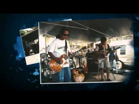 """""""Guitars of Hawaii Montage"""" Slack key by Stanley A..."""