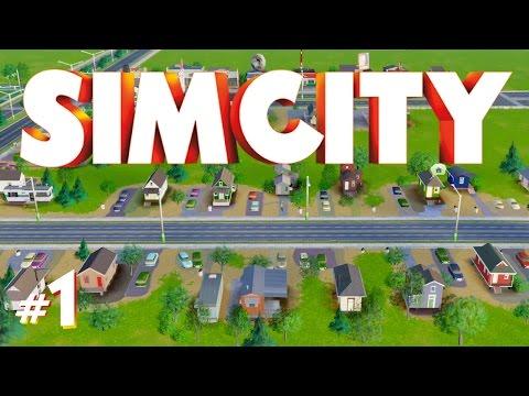 O INÍCIO DA DINOLÂNDIA | NOVA SÉRIE | SimCity #1