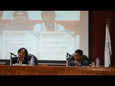 [i-Meds ; Forum - Perubatan Menurut Perspektif Keilmuan Islam]  - Part 1