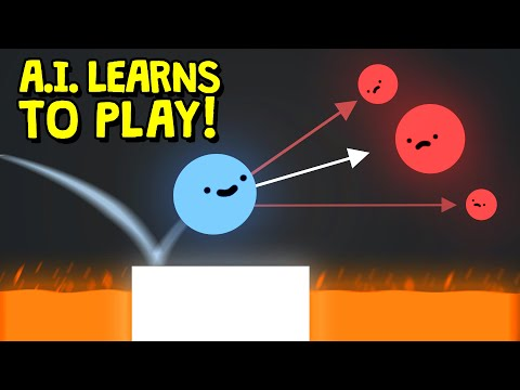 Teaching A.I to Play my Game!
