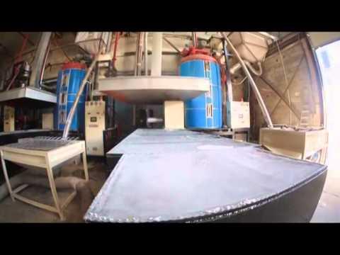Производство пенополистирола. ПолимерПласт