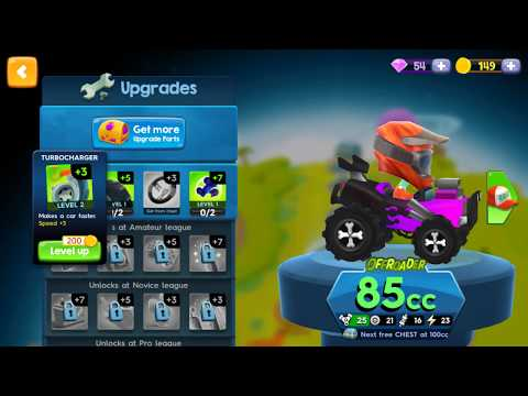 Big Bang Racing #2 - Driving Turbo 3D Car Race - Fun Crazy Beautiful Cars Games For Kids |