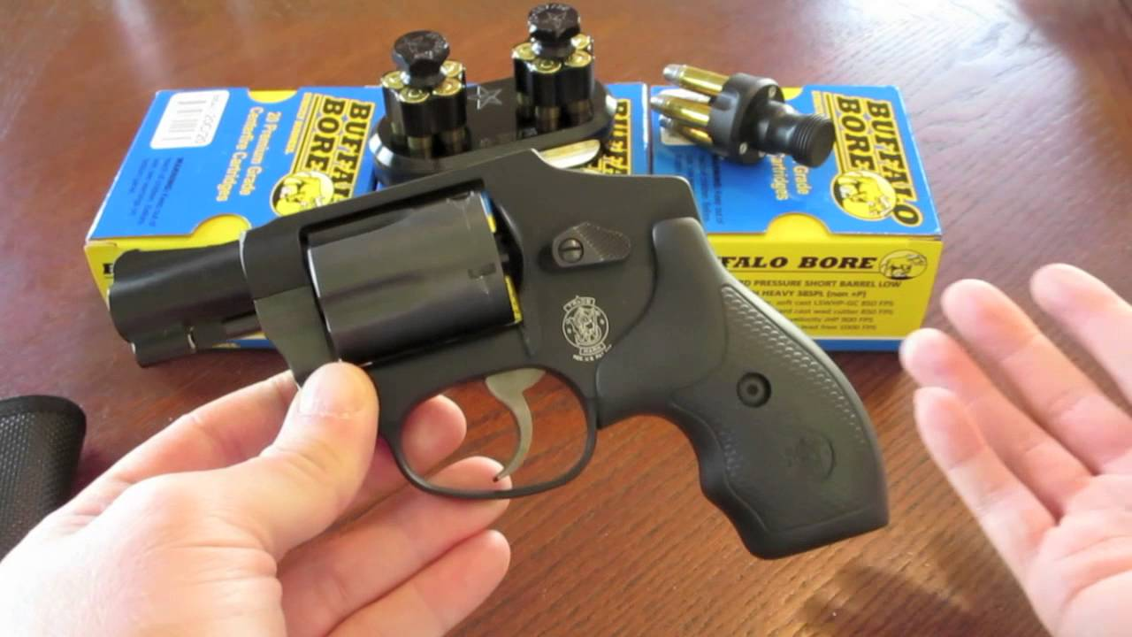 Goodbye Ruger Lcr 38 Hello S Amp W 442