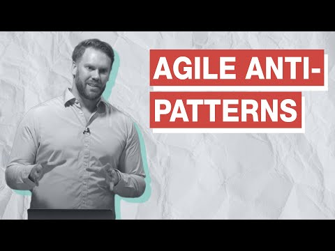 Avoiding Agile Anti-patterns with #NoProjects and #AgileManagementTransformation