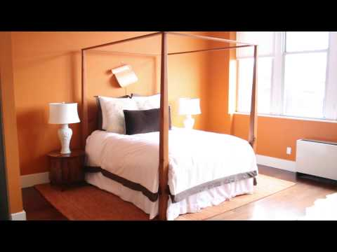 How To Decorate An Orange Room : Design Ingredients