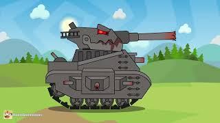 Финальная битва с Левиафаном - Мультики про танки