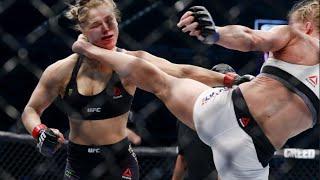 Ronda Rousey vs Holly Holm reactions - Werdum, Dos Anjos, Ellenberger, Dariush, Cordeiro
