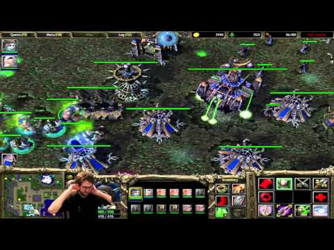 Lobos plays Warcraft III: The Frozen Throne (Part 9)