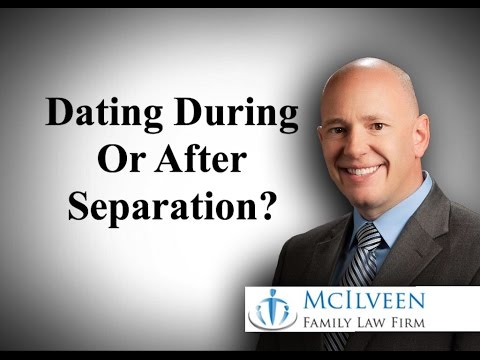 dating after legal separation nc