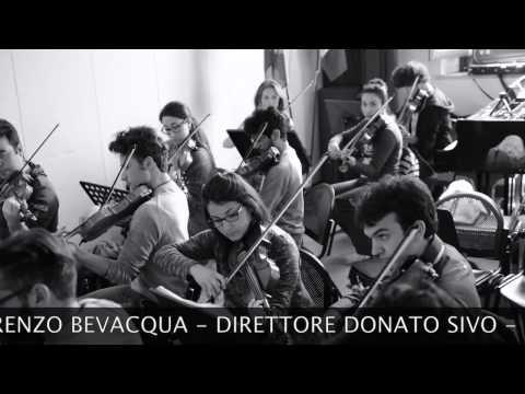 ORCHESTRA SINFONICA - CONSERVATORIO DI MUSICA (CS) S.GIACOMANTONIO - PROVE  CONCERTO 29 aprile 15