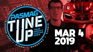 TuneUp - March 5, 2019: Chasing J's laser-etched titanium, Techart's GT Street RS, and more!