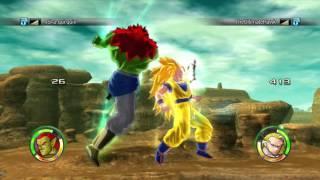 DB Raging Blast 2 ~ Pro Team Fights, no back-stepping Vs xSha qui quix | 4/4