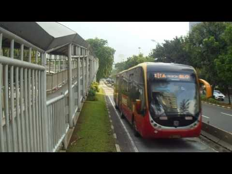 Jakarta Bus Rapid Transit
