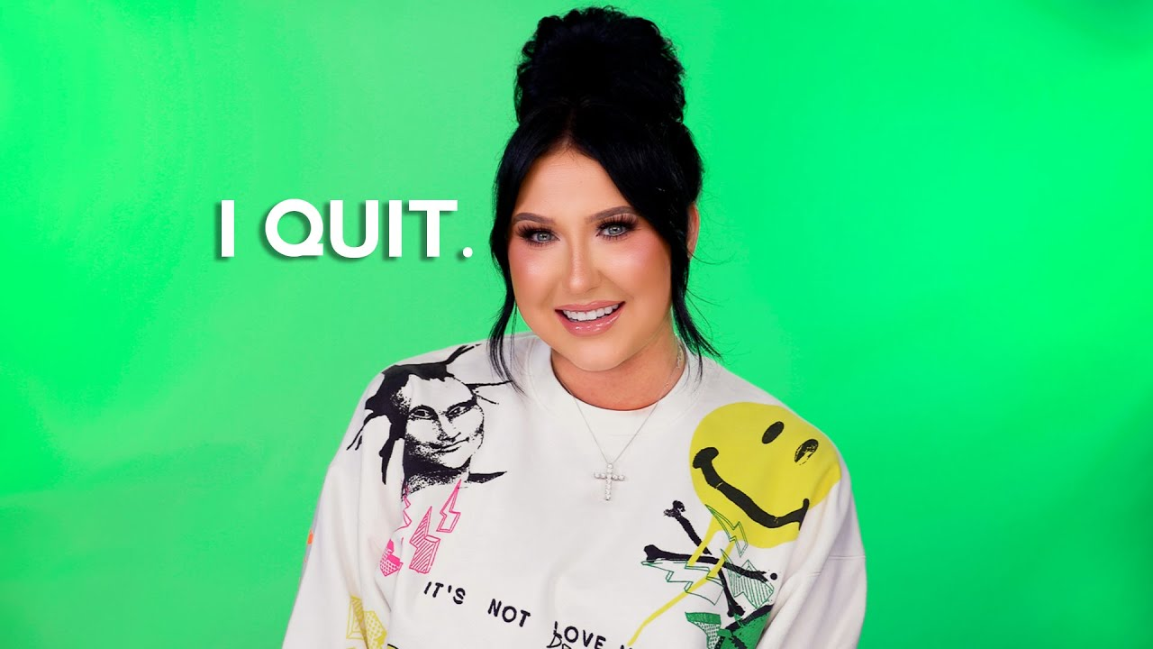 JACLYN HILL: IM CHANGING MY LIFE!