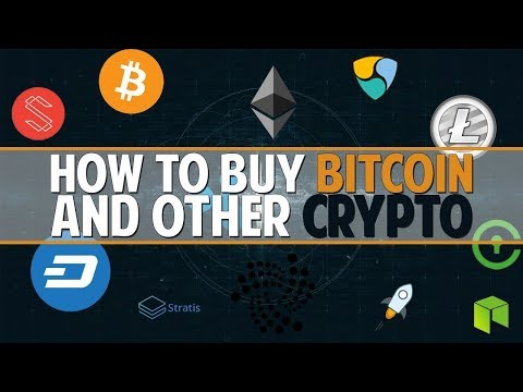 Cryptocurrency For Beginners By A Beginner (How to Buy Bitcoins, Exchange For Altcoins / Crypto)