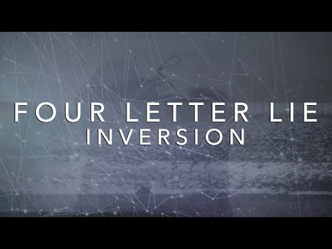 Four Letter Lie - Inversion (Lyric Video) mp3