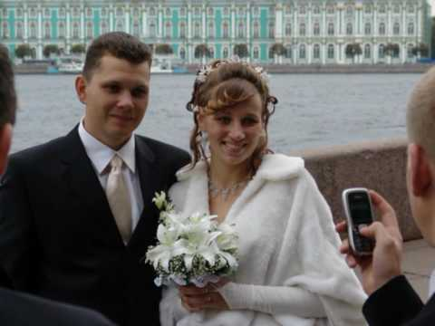 SANKT PETERBURG - Petrohradské nevěsty (Rusko)