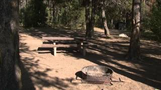 Visit the Deadwood Looĸout and Campgrounds at Deadwood Reservoir in Idaho