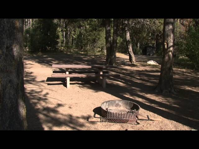 Visit the Deadwood Lookout and Campgrounds at Deadwood Reservoir in Idaho