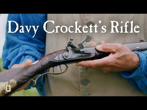 Anatomy Of A Flintlock With Tim Williams