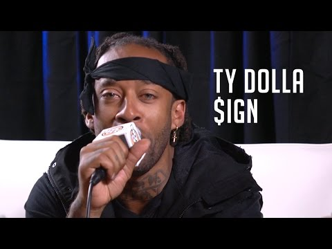 Ty Dolla Sign speaks about his tattoos and love for working with other artists