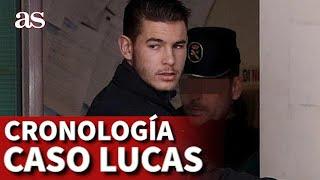 LUCAS HERNÁNDEZ PRISIÓN | Cronología del 'caso Lucas Hernández' | Diario AS
