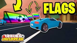 🔴 JOIN FOR FREE FLAGS! Roblox Jailbreak NEW UPDATE MINIGAME! NEW SPOILERS! | Roblox Jailbreak LIVE