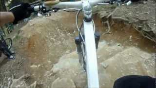 2012 ¦ Winterberg Bikepark ¦ first time